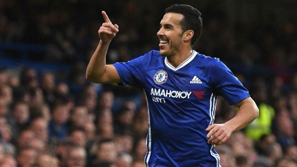 Pedro borong dua gol saat Chelsea bungkam Peterborough 4-1